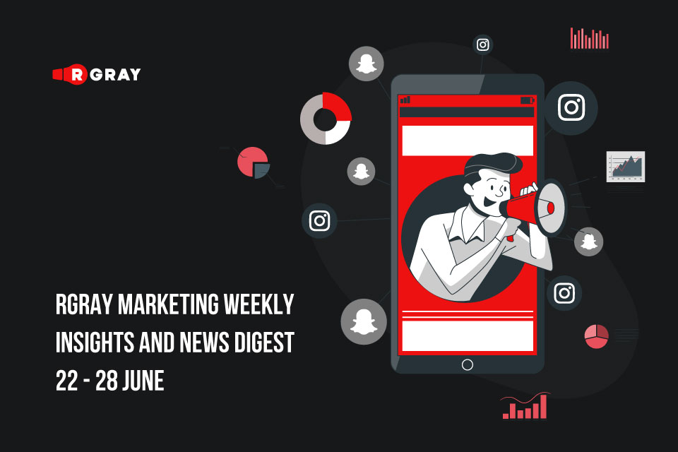 Shift on Facebook. The Latest Snapchat data. Why do companies spend half their budget on content? Secrets of event marketing and free cheat sheet for all marketers and users.