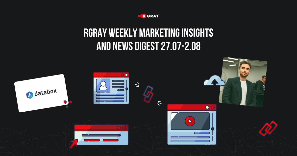 New 2020 SEO Databox Research. Community Creating Marketing Insights. Link building Statistics. Today's Digital Marketing Tripwire.