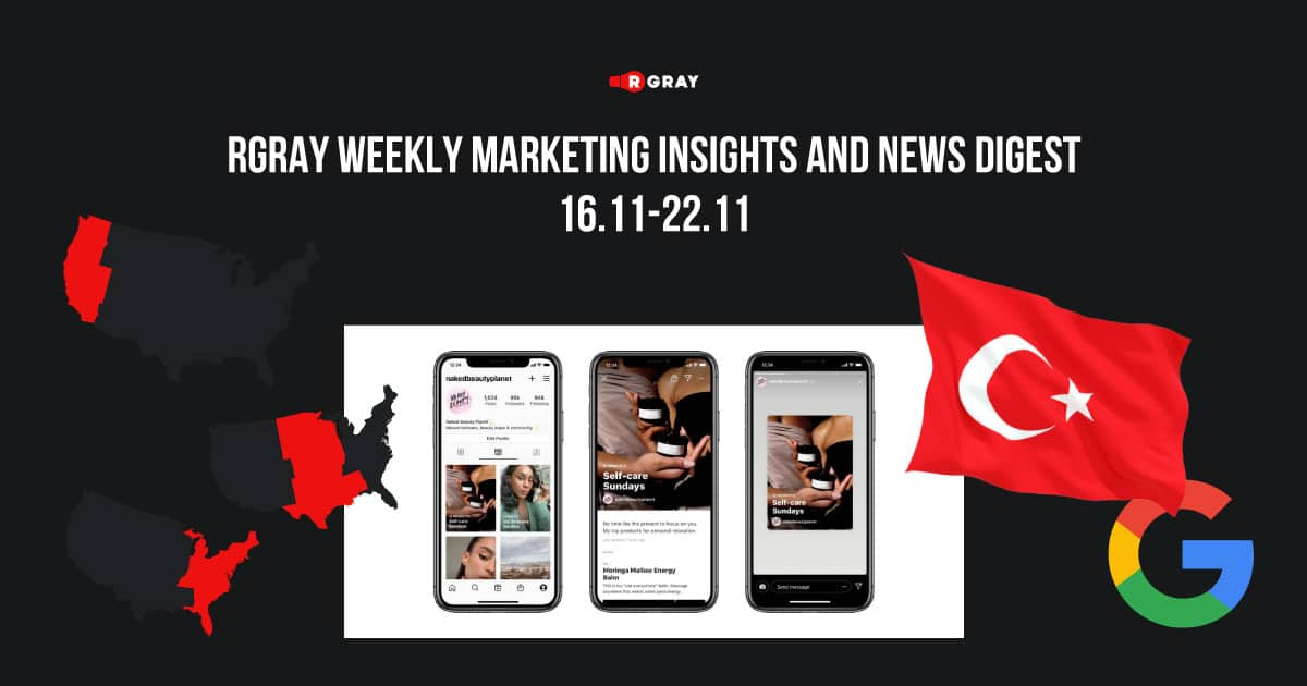 rgray weekly marketing insights and news digest 1611-2211