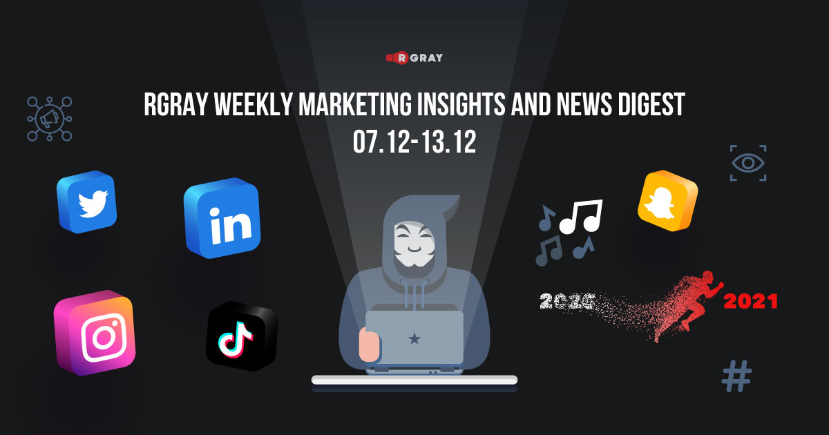 rgray weekly marketing insight and news digest 0712-1312
