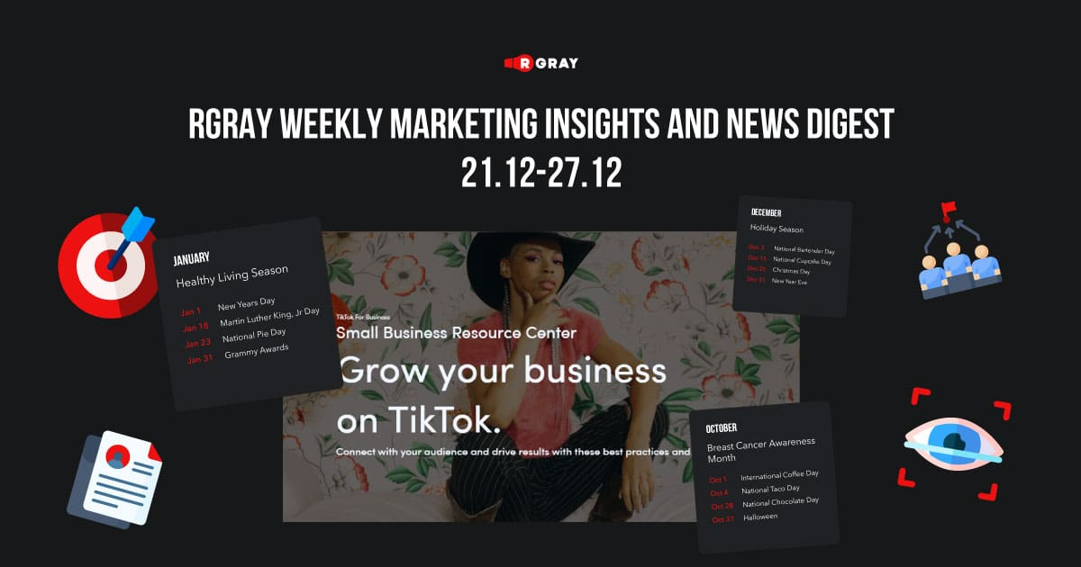 rgray weekly marketing insight and news digest 2112-2712