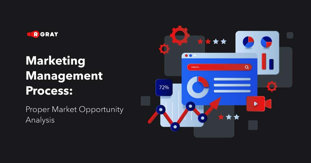 Marketing Management Process: Proper Market Opportunity Analysis
