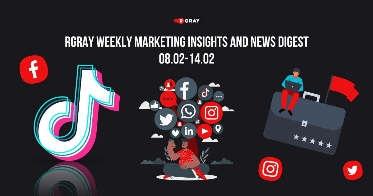 TikTok and Universal Music Collaboration. Hiring the First Marketer. Facebook and Instagram Updates. Insights from 22 Million Business Posts