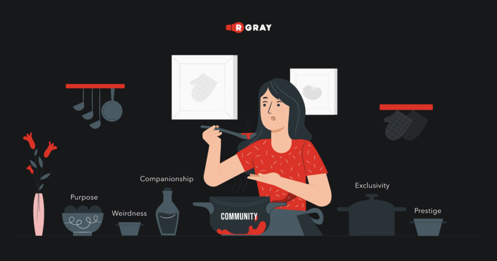 Create a community for your customers