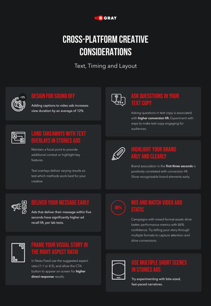 Cross-Platform Creative Considerations