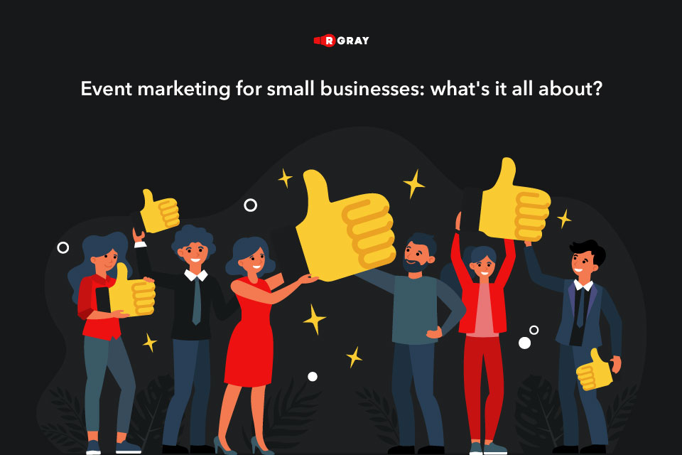 Event marketing for small businesses