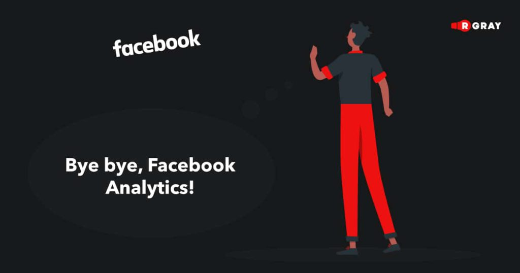 From June 30, we will lose this opportunity of Facebook Analytics.