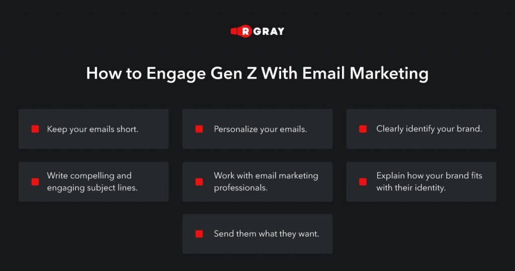 How to engage Gen Z with email marketing