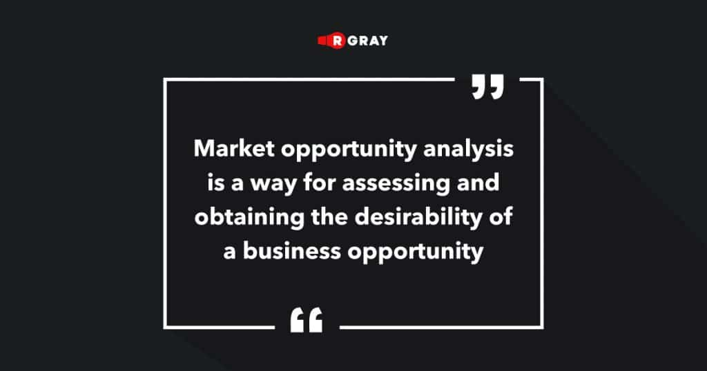 Market Opportunity Analysis Definition