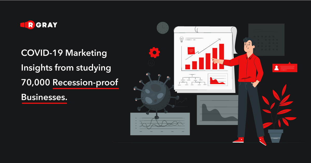 Marketing Insights from studying 70,000 Recession-proof Businesses.