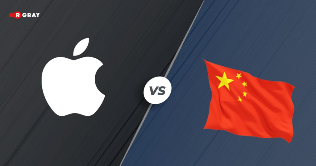 Most companies have embraced the fact that there will be a number of major changes to the iOS tracking system this year. But the Chinese are not ready to give up.