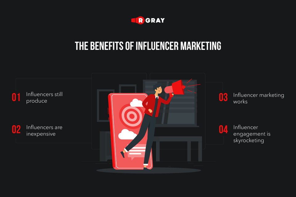 The Benefits of Influencer Marketing