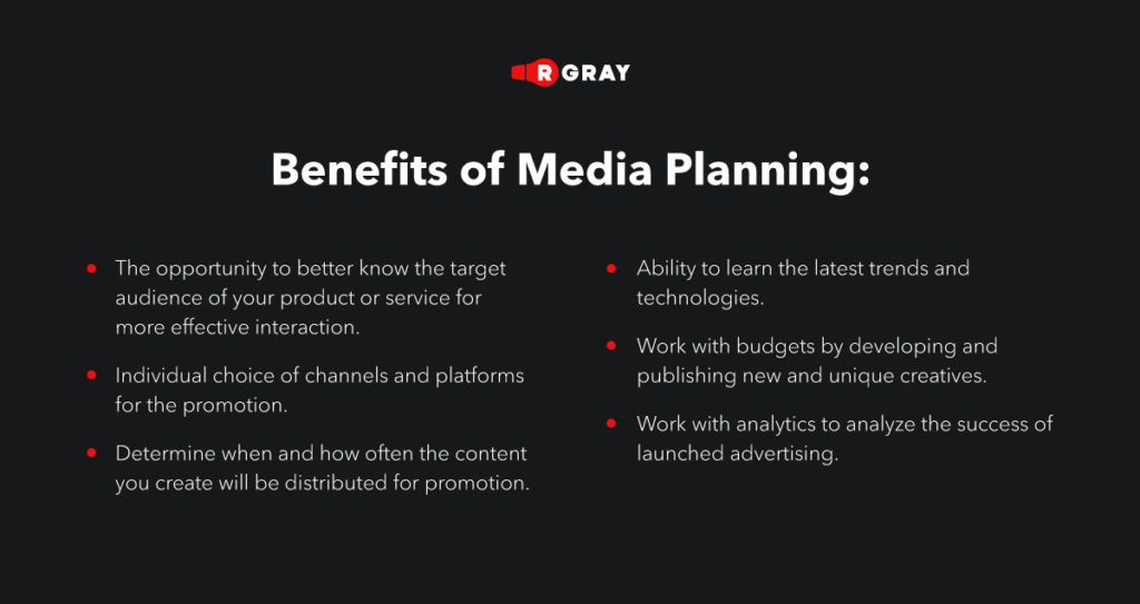 The ability to write a media plan is an essential skill for any PR and marketing professional. There are many benefits in media planning that can help you achieve great results: