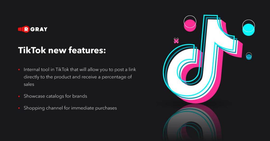 TikTok and Universal Music collaboration + New TikTok features
