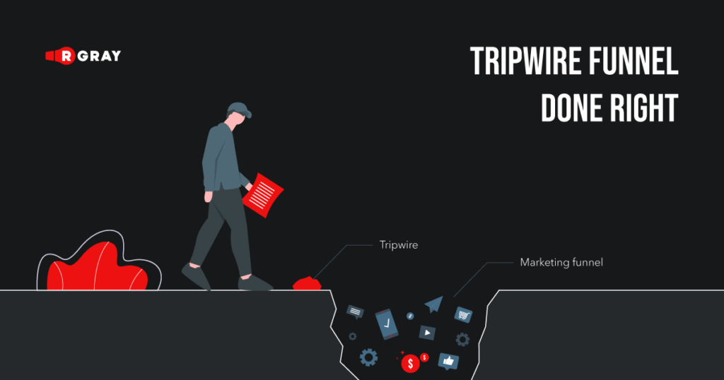Today's Digital Marketing Tripwire- Tested by RGray