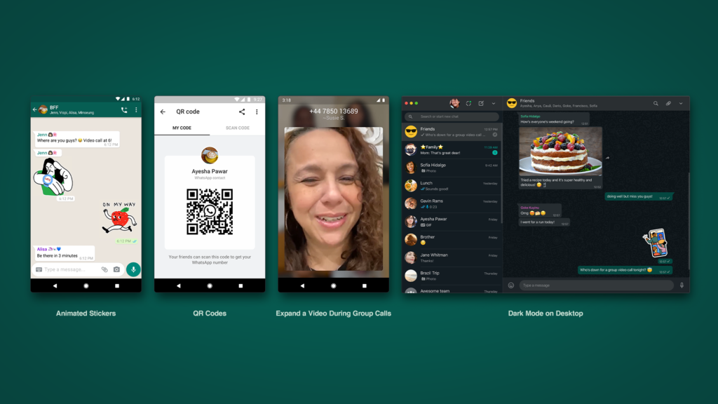 WhatsApp will add some new features in the coming weeks