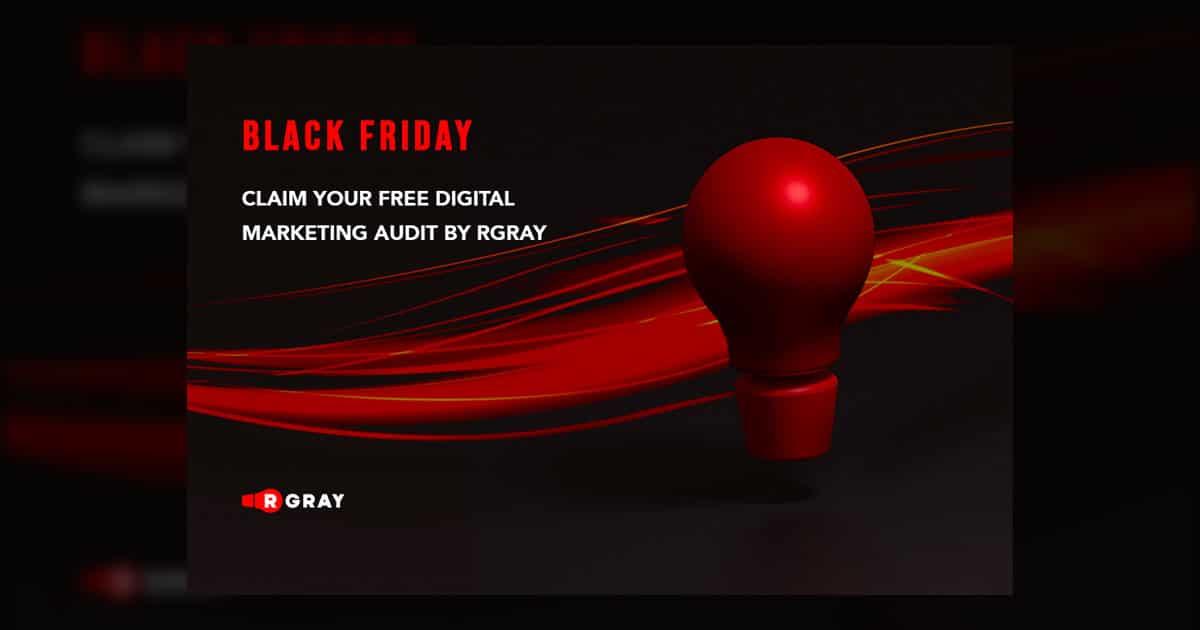 best digital agency local seo company content marketing Black Friday