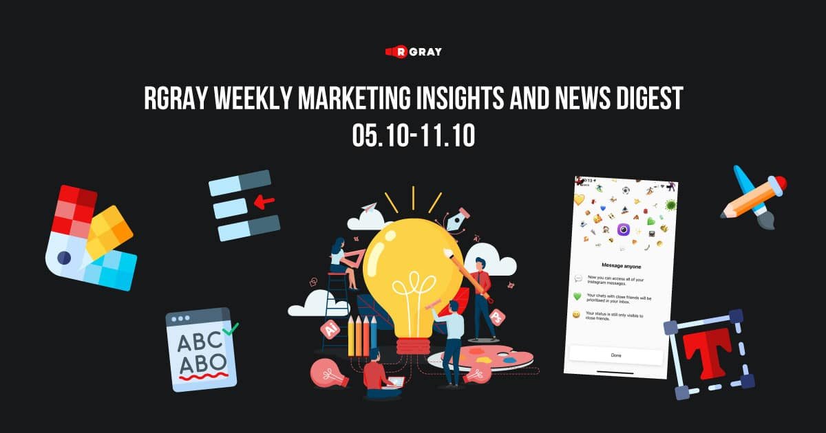 rgray weekly marketing insight and news digest 0510-1110