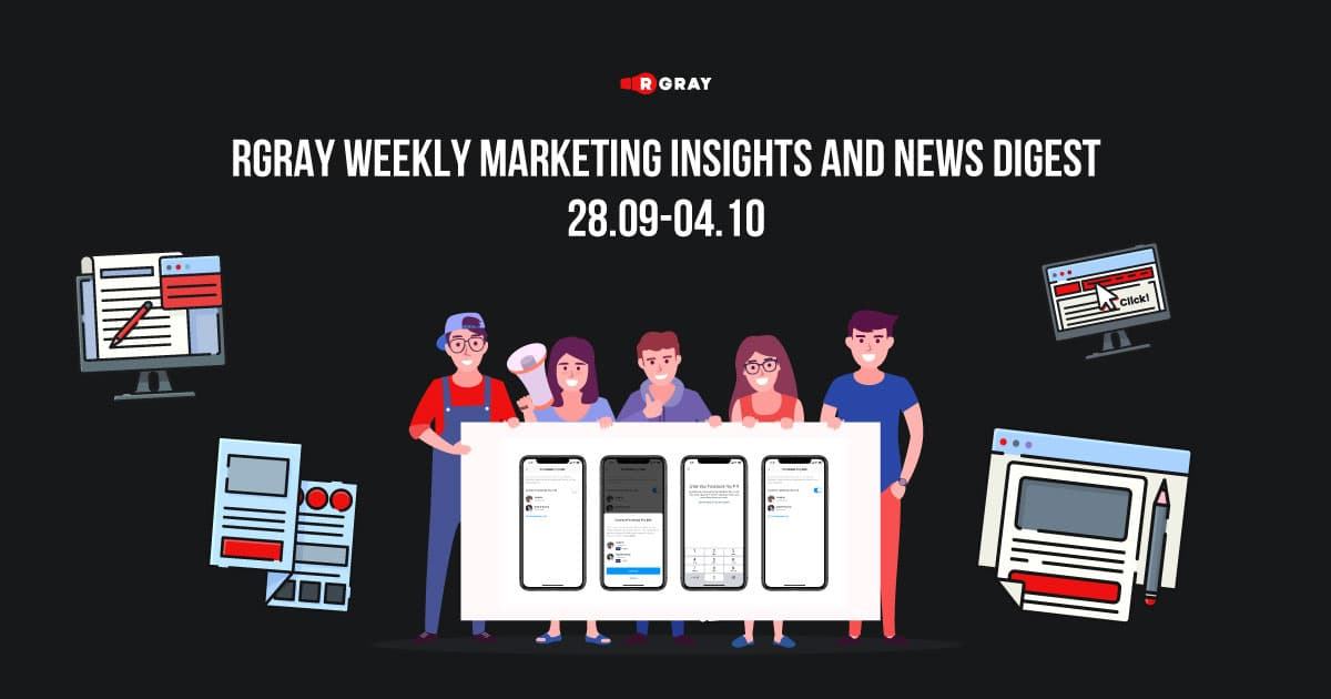 rgray weekly marketing insight and news digest 2809-0410