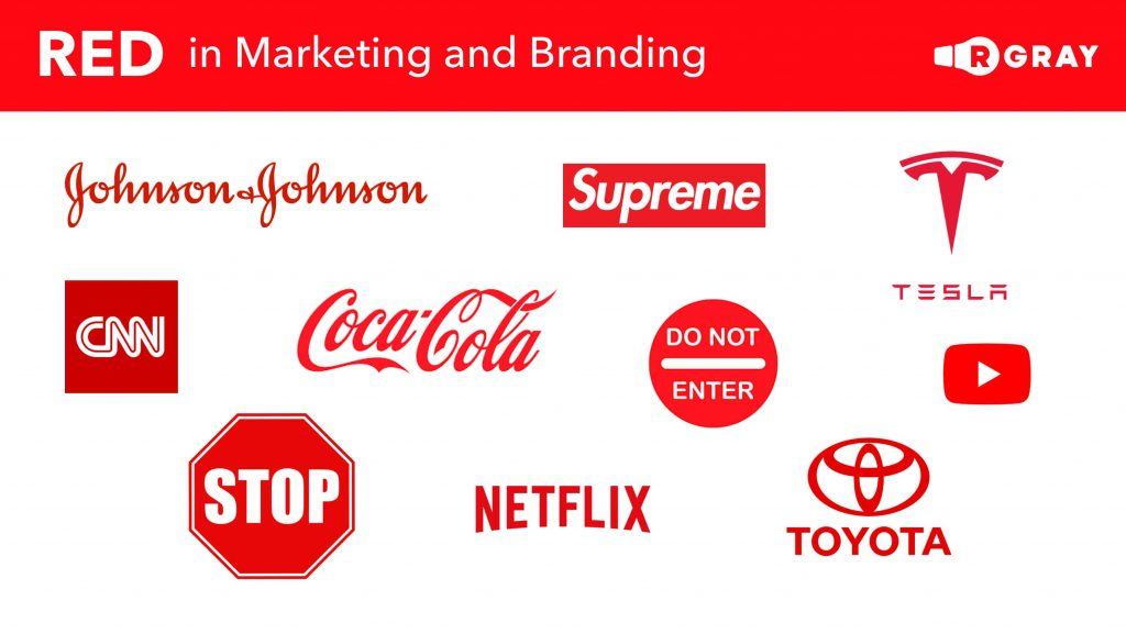 Red in Marketing and Branding