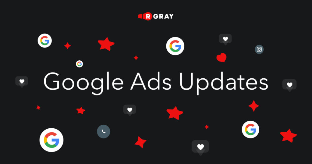 Recently we know about new updates of Google Ads. Two of them are positive, and the third is rather controversial.