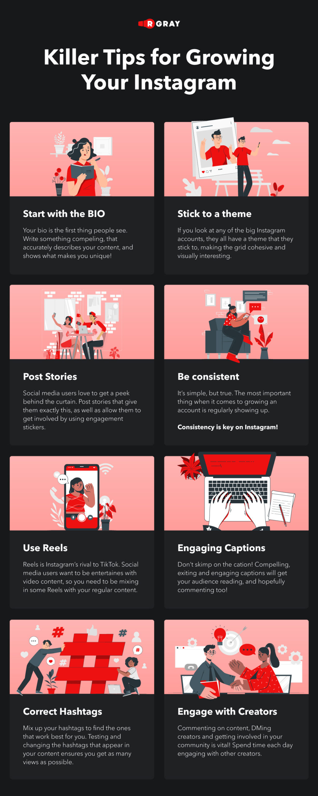 Key Tips for Maximizing Your Instagram Presence.